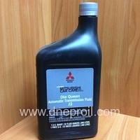Трансмиссионное масло Mitsubishi Dia Queen ATF J2 (MZ313771) 1л. (946 мл.)