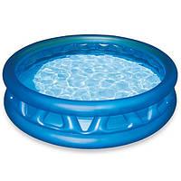Детский надувной бассейн Летающая тарелка Intex 58431 (188 х 46 см)