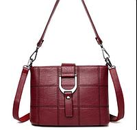 Stain сумка для женщин на плече Екокожа красивая