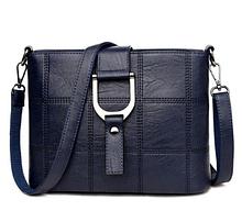 Stain сумка для женщин на плече Екокожа серая