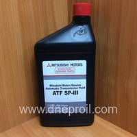 Трансмиссионное масло Mitsubishi Diamond ATF SPIII (MZ320200) 1л. (946 мл.)