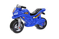 Мотоцикл -каталка темно-синий,ТМ Орион 501