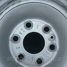 Диски металеві Iveco Daily 6.125 R16 ET68 ОРИГІНАЛ