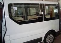 Врезка стёкол в микроавтобусы