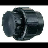 Заглушка зажимная/компрессионная для ПЭ труб Dn110