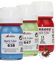 Краска для восстановления цвета гладкой кожи Tarrago Quick Color , фото 1