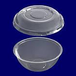 Упаковка круглая арт.510B с крышкой арт.500 РК R/РК , фото 3