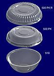 Упаковка круглая арт.510B с крышкой арт.500 РК R/РК , фото 4