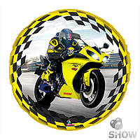 "18"" Фольга 125 Мотоцикл"