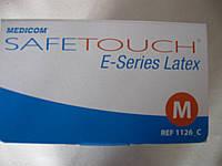 Перчатки смотровые нестер. опудр, SAFETOUCH, разм. М (уп. 50 пар)