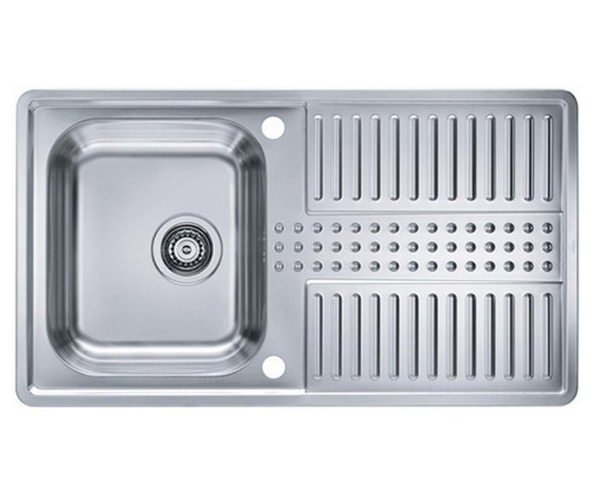 Кухонная мойка Alveus Pixel 10 (Нержавейка) (с доставкой)