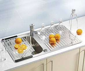 Кухонная мойка Alveus Pixel 10 (Нержавейка) (с доставкой), фото 2