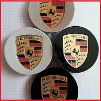 Колпачки на диски porsche 65