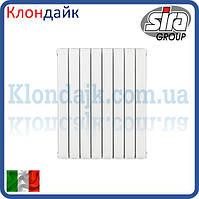Алюминиевый радиатор RUBINO 500/100 25 bar