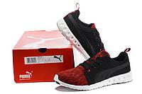 Мужские кроссовки Puma Carson Runner red-black