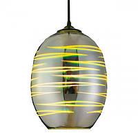 """Светильник подвесной """"LASER"""" Е27 3D-эффект (овальный) Horoz Electric"""