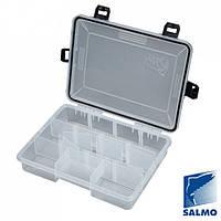 Коробка рыболов. пласт. Salmo WATERPROOF  227х177х50 (1501-04)