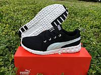 Мужские кроссовки Puma Carson Runner черные, фото 1