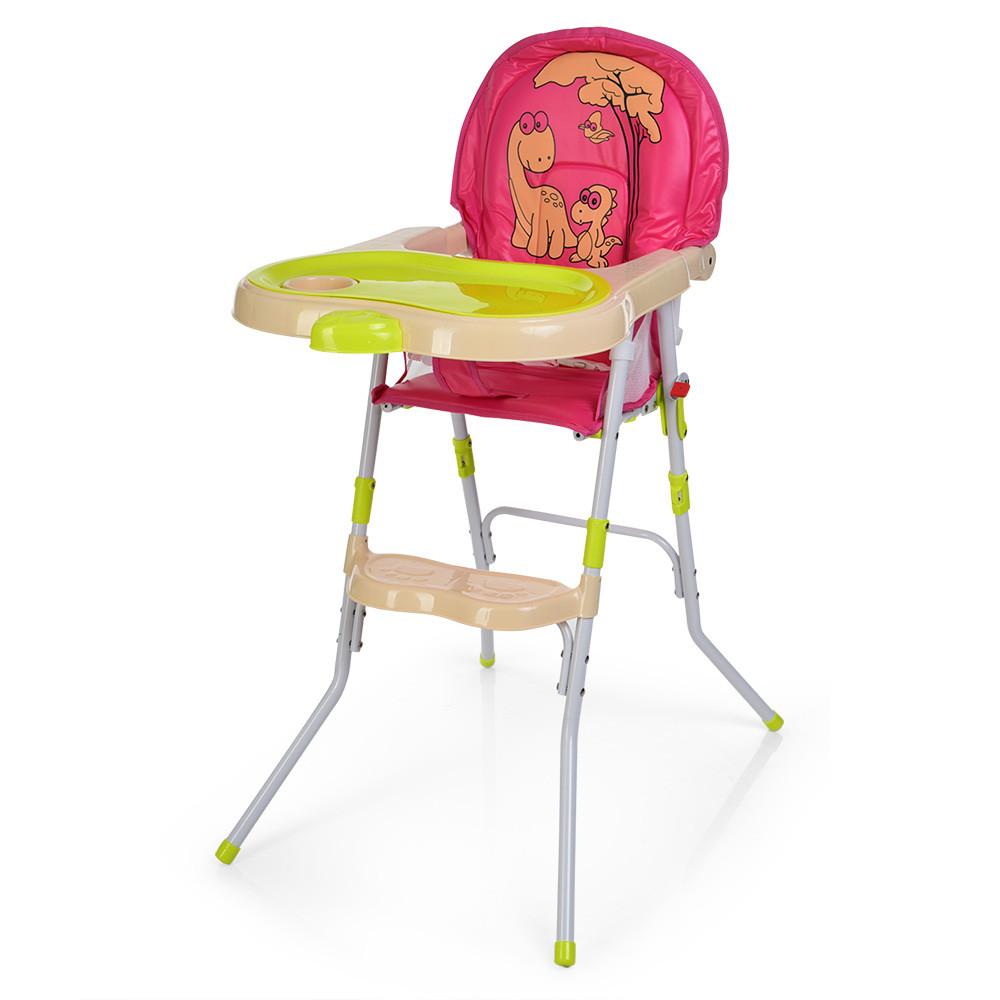 Стульчик 1010A Розовый BAMBI