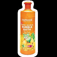 Гель для душа, пена для ванны и шампунь 3в1 Звездный фрукт Farmasi (1103067)