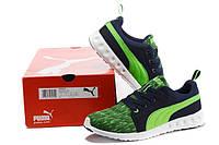 Мужские кроссовки Puma Carson Runner green
