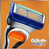 Gilette Fusion ПШТУЧНО, Германия, сменные кассеты для бритья, фото 6