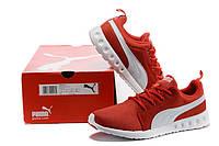 Женские кроссовки Puma Carson Runner красные, фото 1