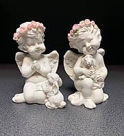 Набор из 2 фигурок ангелочки 598-072-073