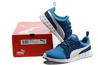 Женские кроссовки Puma Carson Runner синие, фото 1