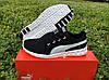 Женские кроссовки Puma Carson Runner черные