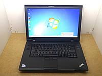 "Ноутбук Lenovo SL51015.6"" Pentium T4500 (2.3 ГГц), RAM 4ГБ, HDD 500 ГБ, Видео intel GMA 4500, HDMI"
