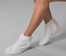 Носочки для парафинотерапии на резинке Doily многослойные (5пар)