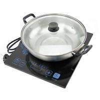 Уценка! Переносная индукционная плита + кастрюля