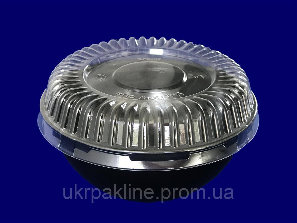 Упаковка круглая арт.510B с крышкой арт.500 РК R/РК