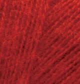 Alize Angora Real 40 (Ализе Ангора реал 40)  56 красный