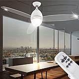 Стельовий вентилятор PREMY 132 см + Пульт, фото 3