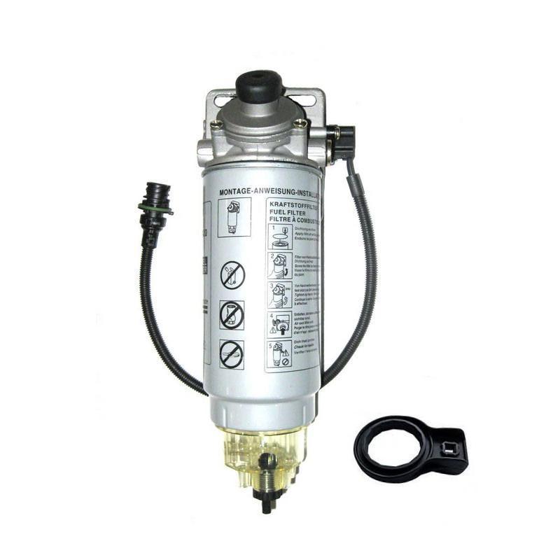 Сепаратор дизельного топлива с подогревом PreLine 420 (Аналог)