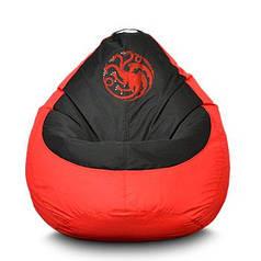 "Кресло мешок ""House Targaryen"""
