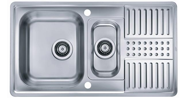 Кухонная мойка Alveus Pixel 40 (Нержавейка) (с доставкой)