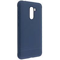 TPU чехол Stylish Series для Xiaomi Pocophone F1 Синий (2-00000027316_2)