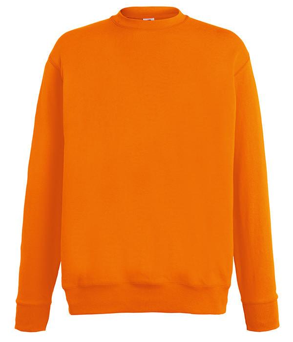 Мужская  кофта S, 44 Оранжевый