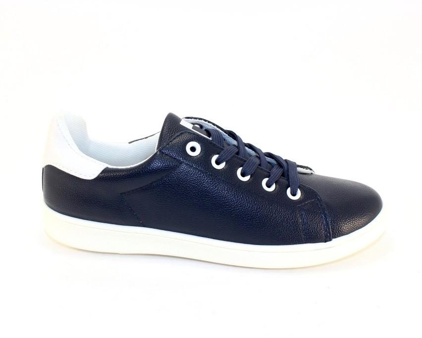 0787d403 Молодёжные синие кеды , выбрать из Летних мужских обувей заменитель ...