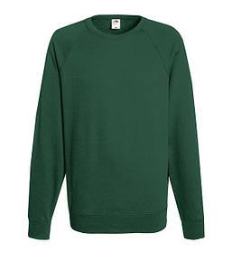 Мужской свитшот S, 38 Темно-Зеленый