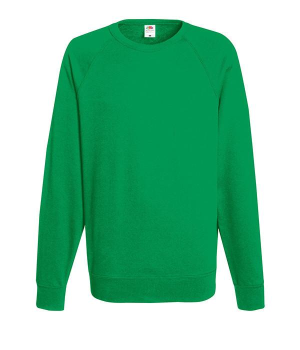 Мужской свитшот S, 47 Ярко-Зеленый