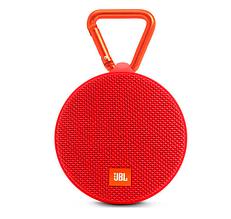 Портативная колонка JBL Clip Plus 2 Bluetooth, беспроводная влагозащитная блютуз колонка ЖБЛ Клип 2, Реплика Красный