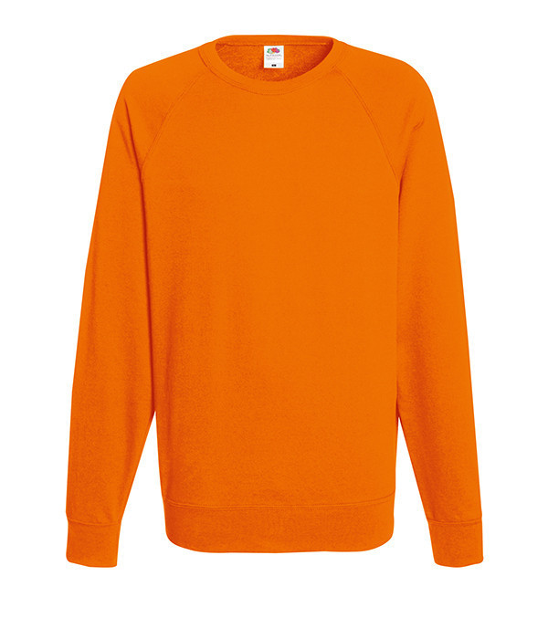 Мужской свитшот M, 44 Оранжевый