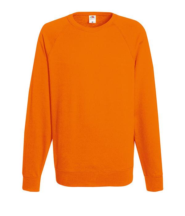 Мужской свитшот L, 44 Оранжевый