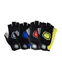 Перчатки для велоспорта, фитнеса мужские, женские (Morethan), фото 1