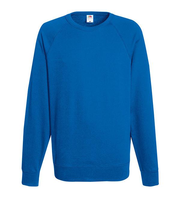 Мужской свитшот XL, 51 Ярко-Синий