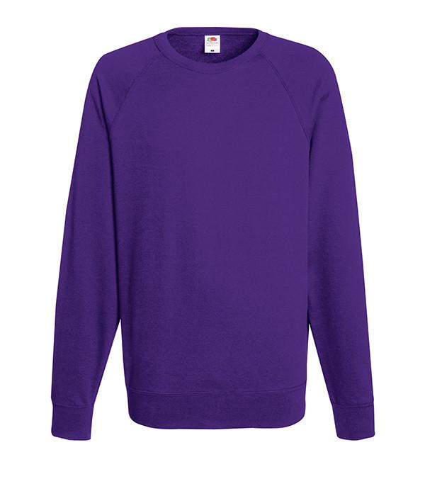 Мужской свитшот XL, PE Фиолетовый